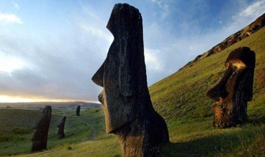 остров Пасхи национальный парк