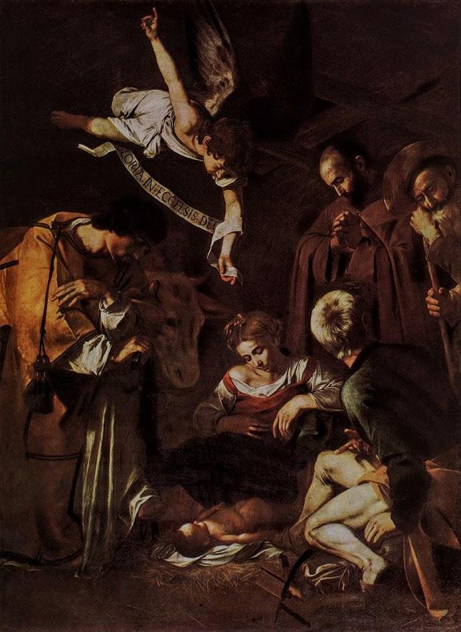 Article on Caravaggio