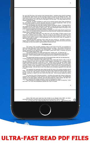 PDF Viewer - PDF File Reader & Ebook Reader 1.1.6 screenshots 2
