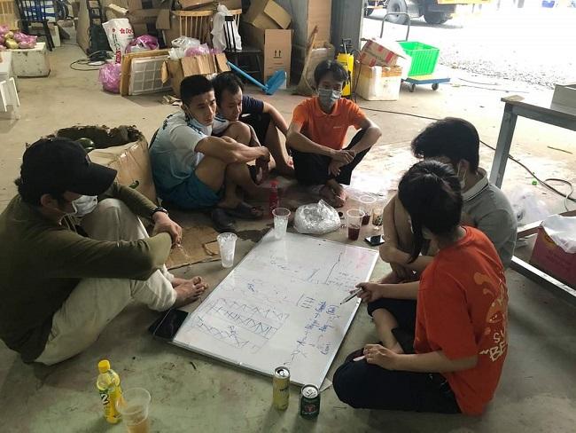 Trung tâm hỗ trợ thanh niên khởi nghiệp BSSC