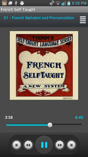 French Self-Taught Audio book
