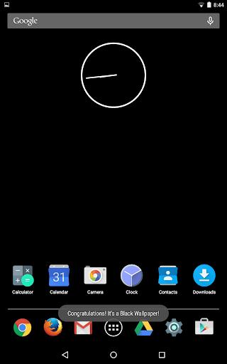 Pitch Black Wallpaper 3.1.0.1 screenshots 8