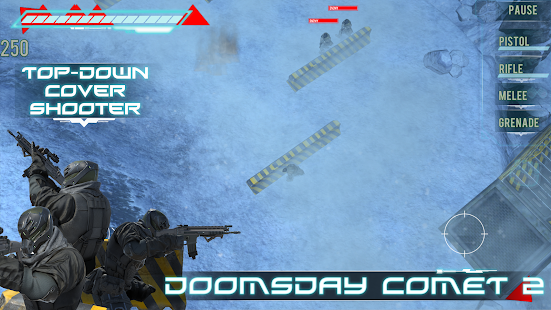 Doomsday Comet C2006 P1 Screenshot