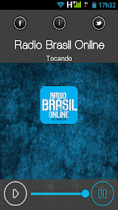 radiobrasilonline screenshot 1