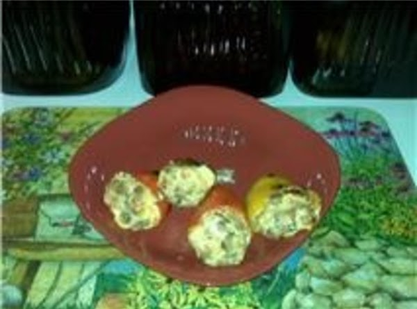 Stuffed Baby Sweet Peppers Recipe