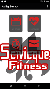 Scivicque Fitness - náhled
