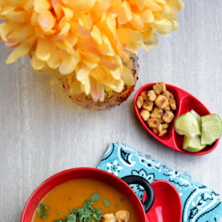 Roasted Butternut Squash Soup – Mexican Flavored Butternut Squash Soup