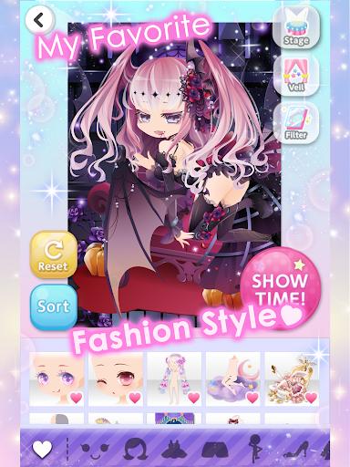Star Girl Fashionu2764CocoPPa Play 1.74 Mod screenshots 4