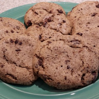 Double Chocolate Chip Cookie Success