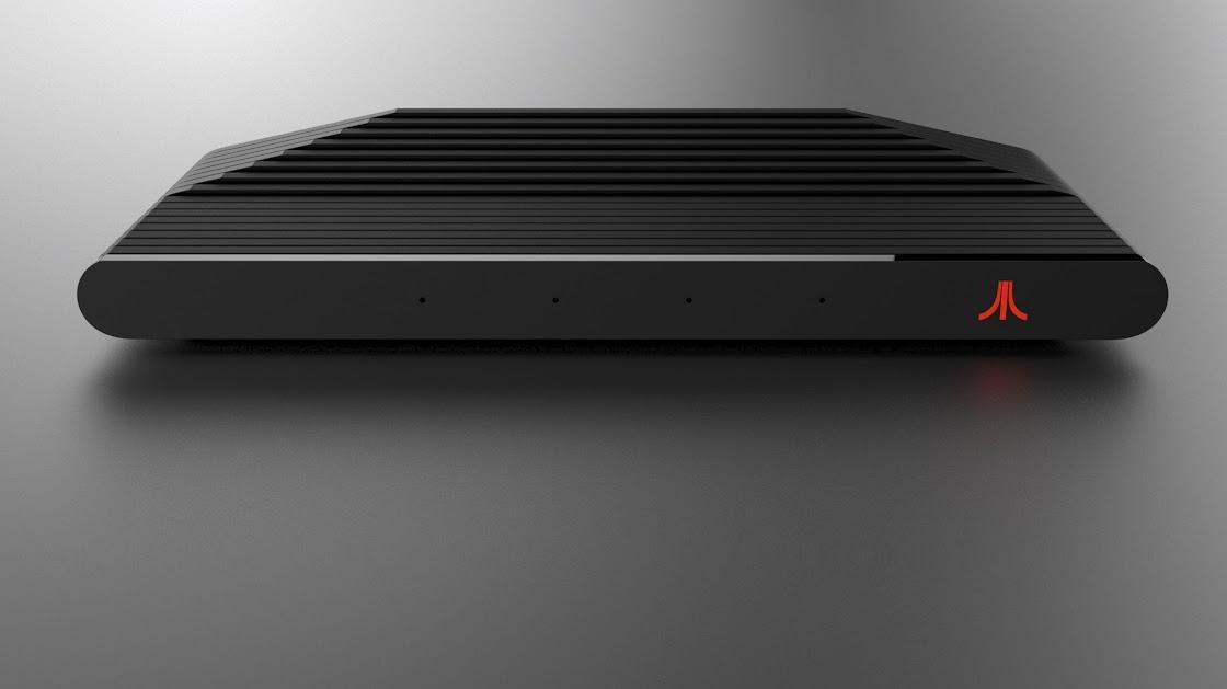 Diseño de la Ataribox.
