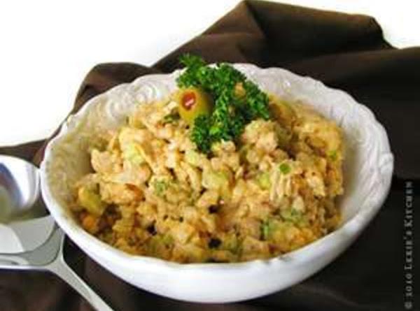 Artichoke Rice Salad With Shrimp Recipe
