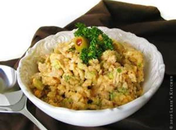 Artichoke Rice Salad With Shrimp Recipe