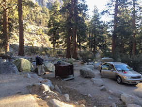 Photo: Whitney Portal Campground - 8600'