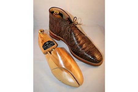 Schoenspanners, breng spanning in je schoenen