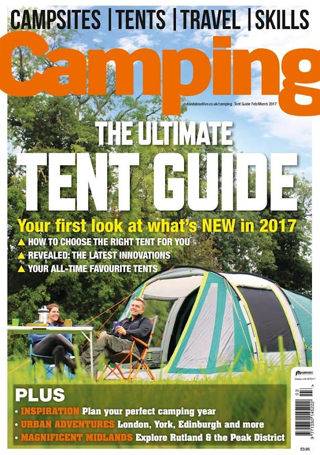 Camping Magazine- screenshot