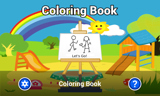 Kids Coloring Book Fun