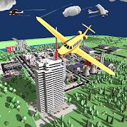Plane Landing Simulator 2018 - City Airport Game