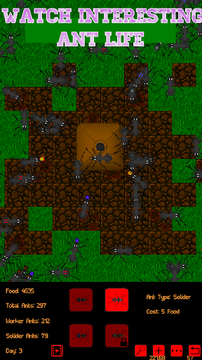 Ant Evolution 1.0.6 screenshots 1