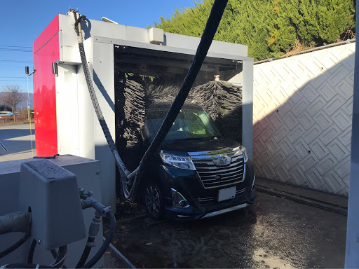 kotsuseeさんのルーミーカスタム洗車の画像