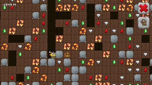 Digger Machine find minerals 1.9.4 screenshots 4