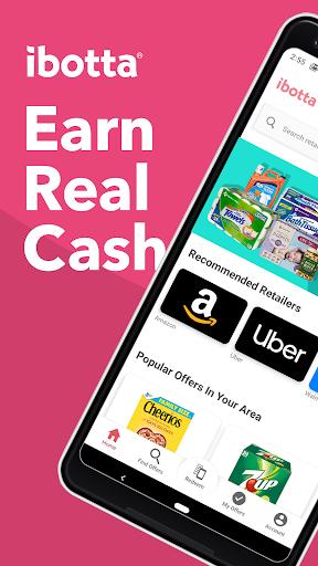 PC u7528 Ibotta: Cash Back Savings, Rewards & Coupons App 1