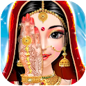 Indian Bride Fashion Wedding Makeover And Makeup icon
