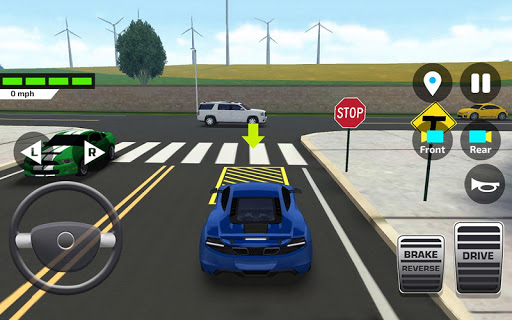 Car Driving & Parking School 2.4 6