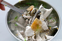 俗俗賣 虱目魚湯