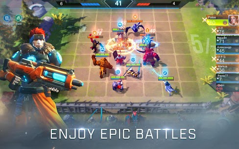 Arena of Evolution: Red Tides Apk Download For Android 10