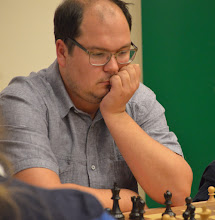 Photo: Nummer 2 der Setzliste: GM Markus Robert (SRB)