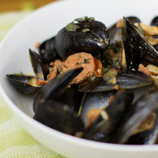 Mussels Sausage Recipes