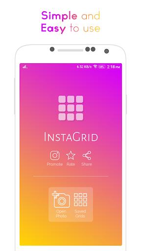 9 Cut Grids for Instagram 3.0.0 screenshots 1