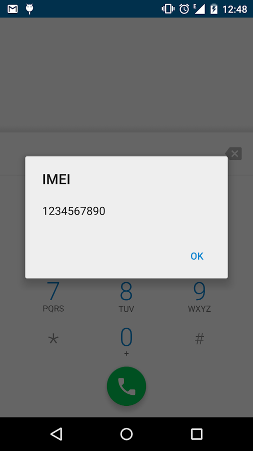 XPOSED IMEI Changer- screenshot
