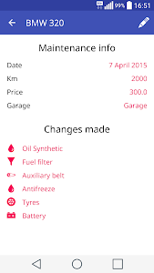 My Garage (Car Management) v3.4.2 FULL