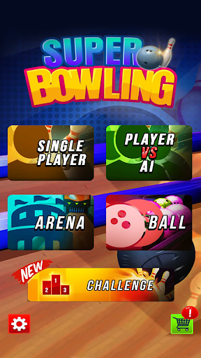Super Bowling  captures d'u00e9cran 6