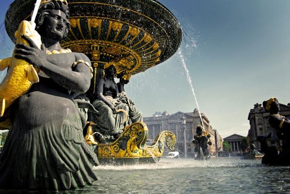 Parigi, Place de la Concorde di Daniac