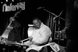 Photo: NEF Ravi Coltrane Q-tet