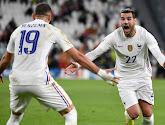 """Théo Hernandez : """"Nous avons mangé la Belgique en seconde mi-temps"""""""