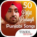 50 Diljit Dosanjh Punjabi Songs icon