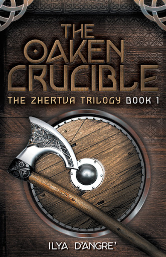 The Oaken Crucible cover