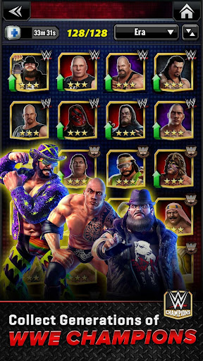 WWE Champions Free Puzzle RPG 0.221 screenshots 2