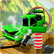 Car Crash Simulator: Beam Car Drive & Accidents