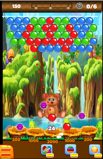Bubble Bear Rescue