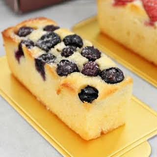 Fruity Butter Cake.