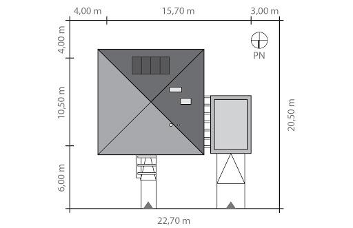Kwadrat - Sytuacja