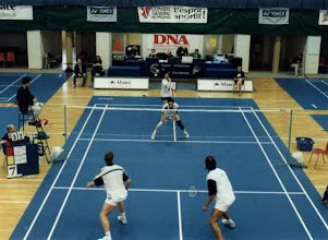 Photo: Finale Double Hommes 2000 - Gunawi/Phoa vs Gjerlov/Roos
