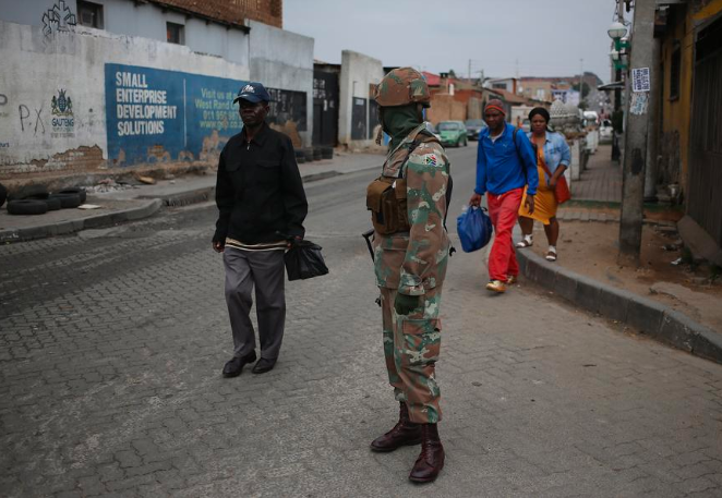 Lockdown | Diary of a single, Soweto mom: 'Hitting the shops, long lines and masks'