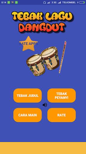 玩免費音樂APP|下載TEBAK LAGU DANGDUT  LAWAS app不用錢|硬是要APP