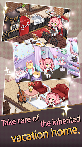 Noble Girl: Decorate a Vacation Home screenshots 7