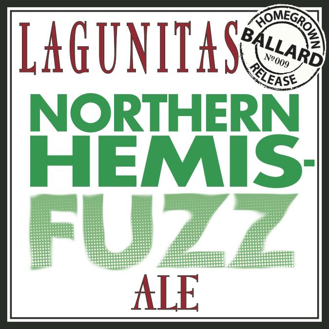 Logo of Lagunitas Northern Hemisfuzz